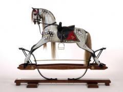 Golden Jubilee Rocking Horse