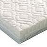Deluxe Quilted foam mattress 117 x 53 x 10 cm