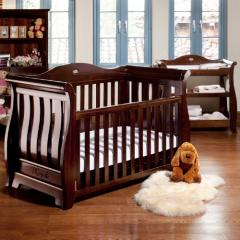 Sleigh Royale 3 in 1 3 in 1 Cot Bed