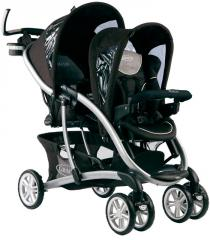 Quattro Tour Duo Pushchair