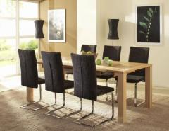 Fortuna Extending Dining Table And Blackey Swing