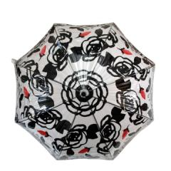 Rose birdcage umbrella