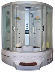 Steam shower whirlpool cabin BH11