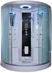 Twin Multi-Shower With Steam BH26