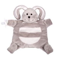 Sleepytot Comforter Big Bunny Grey