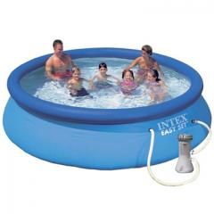 12ft Easy Up Pool