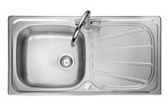 Sinks Stainless Steel Contour
