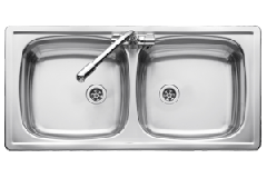 Stainless Steel Sink Euroline