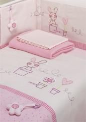 Lollipop Lane Rosie Posy Bedding Range