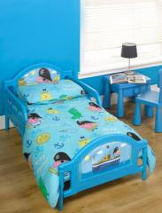 George the Pirate Toddler Bed