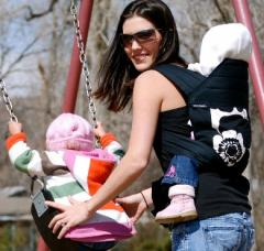 Toddler Hawk Baby Carrier