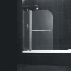 Fixed Panel Bath Screen