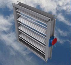 Air Shield Damper