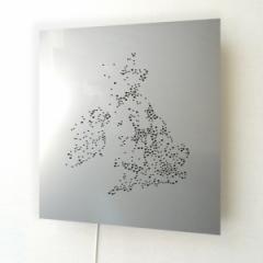 Satellight Mirror