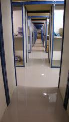 2mm Self levelling epoxy floor finish