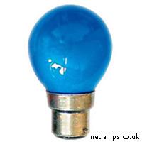 Round colour bulbs