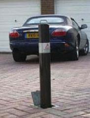 Telescopic Parking Bollards