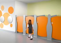 Children's WC Cubicle