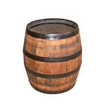 9 gallon Firkin barrel