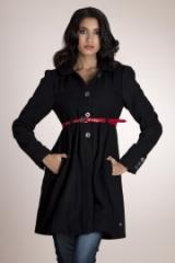 Flannel Empire Line Coat