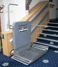 A1000 Incline Stair Lift