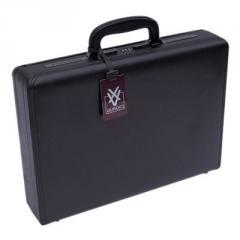Bar-Lock Expanding Executive Briefcase