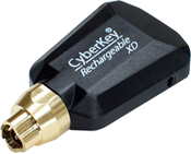 Rechargeable CyberKey