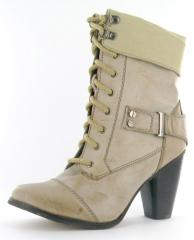 Spitfire Military Boot