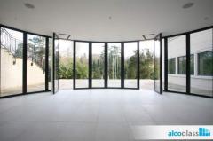 HSW50 Folding Doors System