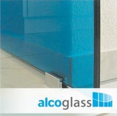 GP800 sliding glass