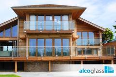 Extended Balcony Glazing System