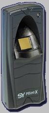 Allday PRinX - Biometric Fingerprint Reader
