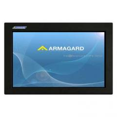 Protection of plasma screens in public, outdoor or