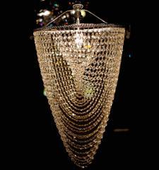 Crystal Chandelier-1 Light