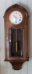 Fine Westminster chime wall clock