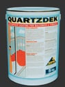 Quartzdek waterproofing coating