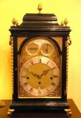 Joseph Durward, Verge Bracket Clock