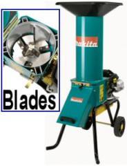 Makita GSP5500 Professional Petrol Garden Shredder