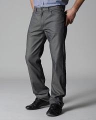 Coated Denim Jeans