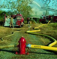 Hi-Vol large-diameter hose