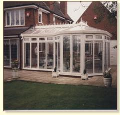 Unusual Conservatories