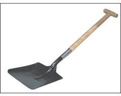 Open Socket Shovel - Square 4 T