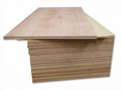 Certified hardwood WBP plywood