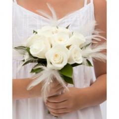 Pure Romance Bridesmaids Bouquet