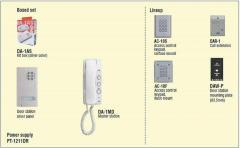 Two-Wire Electric Lock Door Phone