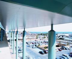 V-Joint soffit and fascia system