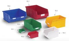 TC Semi-Open Fronted Containers