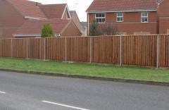 Reflective Acoustic Barrier For Highways