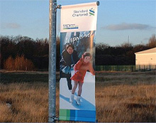 Lampost Banner Systems