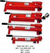 Hand Pumps-HPS/HPH Jacks